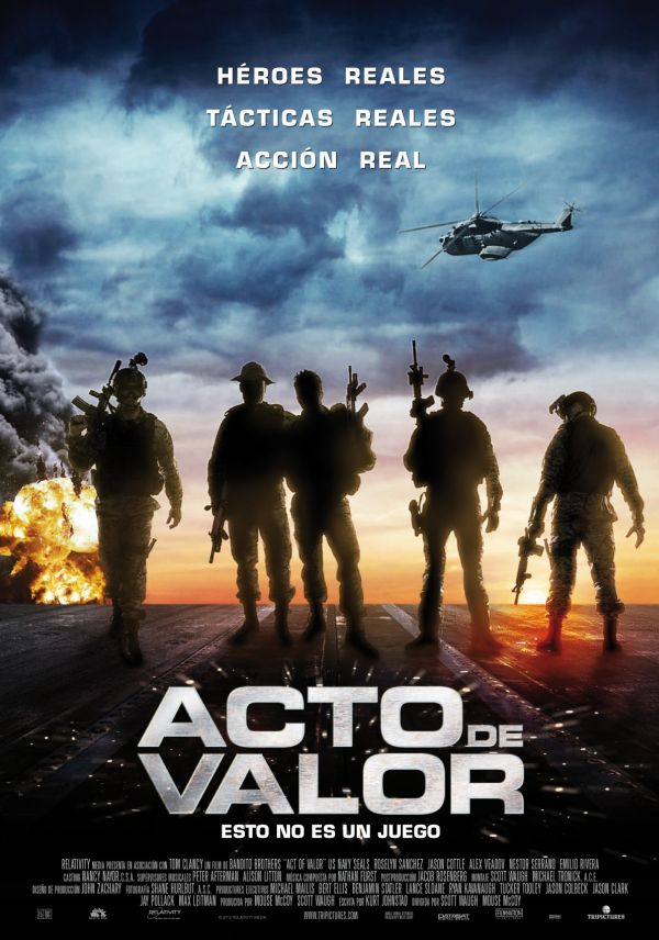 ACTOR DE VALOR 6 ABRIL CQB GEDAT Fp2804