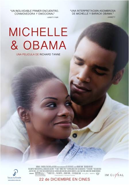 Michelle y Obama