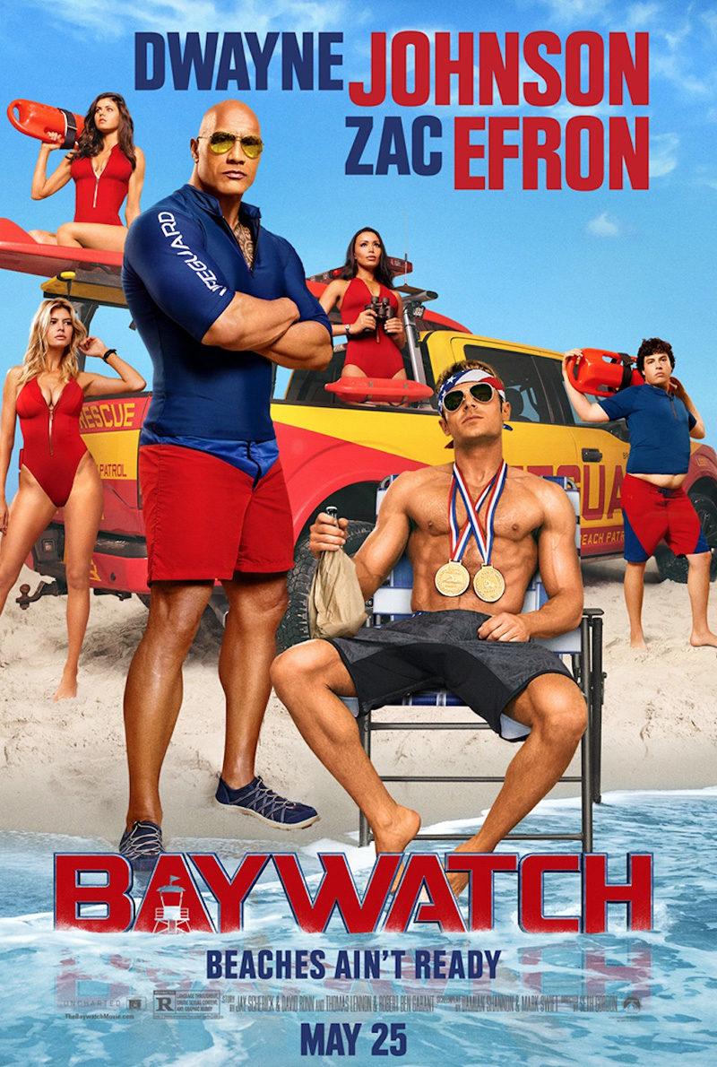 Baywatch Los vigilantes de la playa