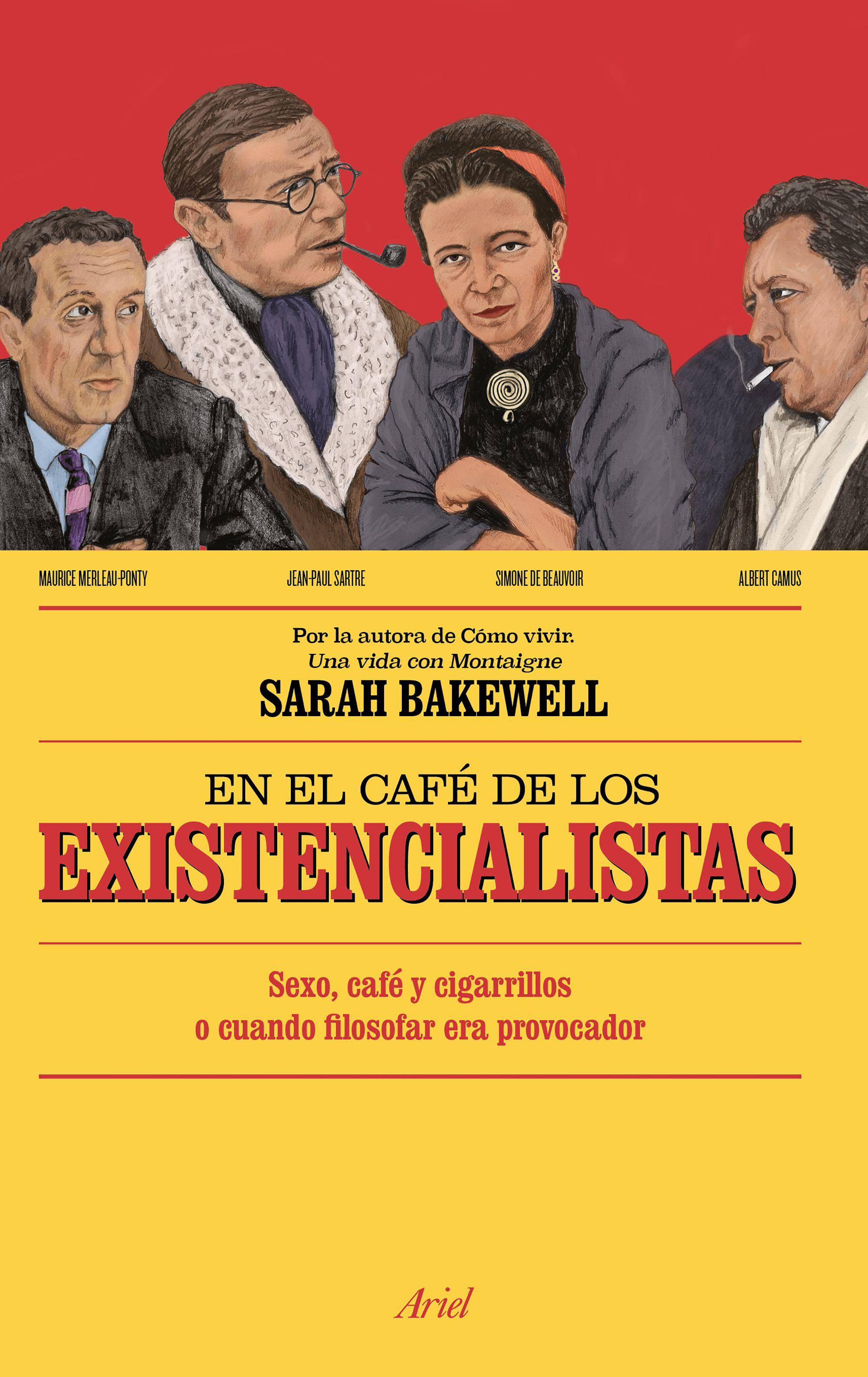 En el caf� de los existencialistas